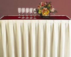 Skirting - rautové sukně Banquet Prestige
