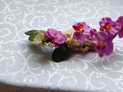 Ubrus, ubrousky, prostírání Spirála s s povrchovou ochranou